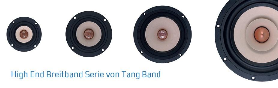 Tang Band Serie Header